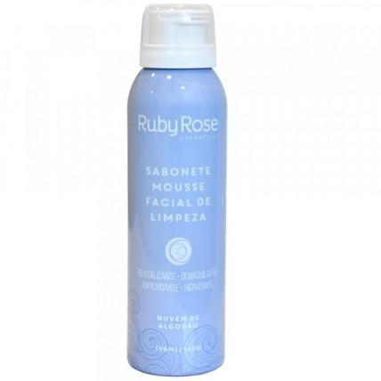 Sabonete Mousse Facil De Limpeza Nuvem De Algodão - Ruby Rose
