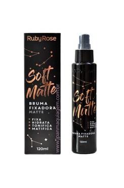 Bruma Fixadora Soft Matte Ruby Rose HB335