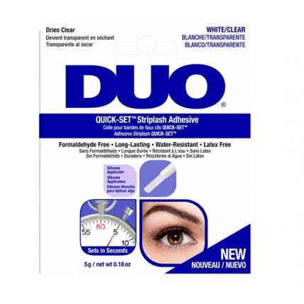 DUO - Cola para cílios Transparente - 67583