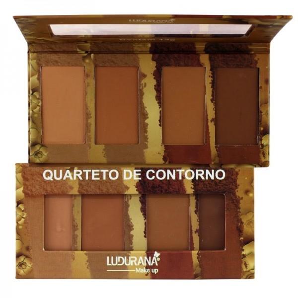 Quarteto para contorno - Ludurana