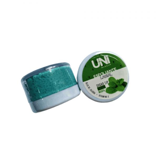 Esfoliante Labial Potinho – Uni Makeup - Menta