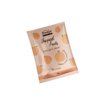 Tropical Fruits Esfoliante P锚ssego Sach锚
