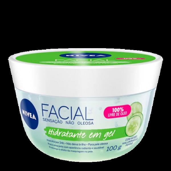 Creme Facial em gel - Fresh - Nivea
