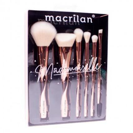 Kit de Pinceis Mademoiselle - Macrilan