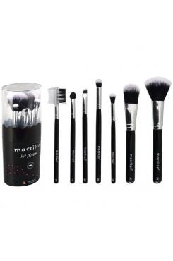 Kit com 7 pinc茅is para maquiagem - KP9-3 - Macrilan