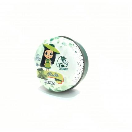 Lip Balm Girls Colecion谩veis Ph谩llebeauty - Menta