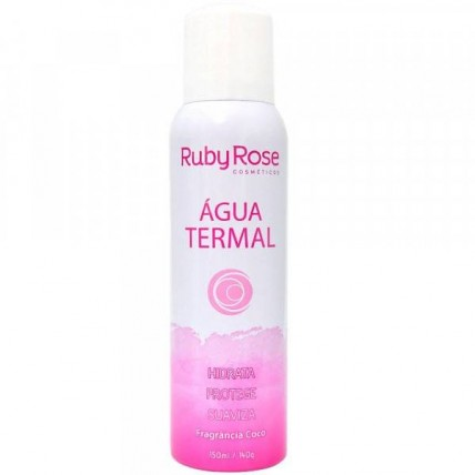 脕gua Termal Fragr芒ncia Coco - Ruby Rose