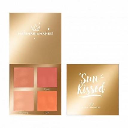 Paleta De Blush E Contorno Sun Kissed Mari Maria Makeup 28g