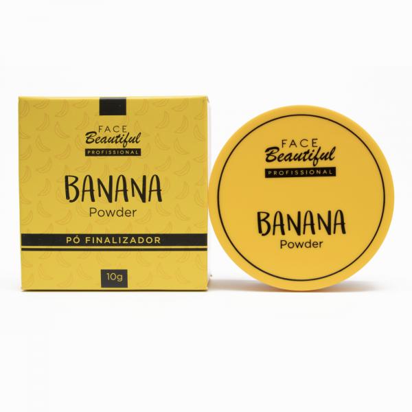 Pó Banana - Face Beautiful