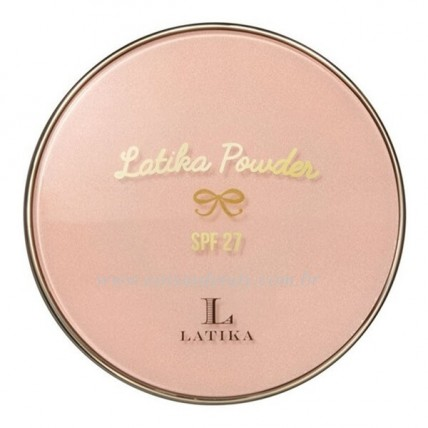 Latika Powder - SPF 27 - Bege M茅dio