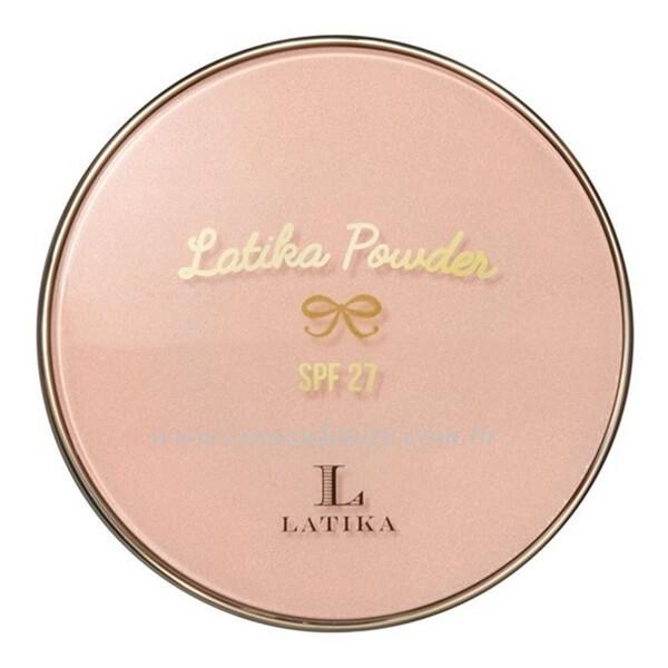 Latika Powder - SPF 27 - Bege Claro