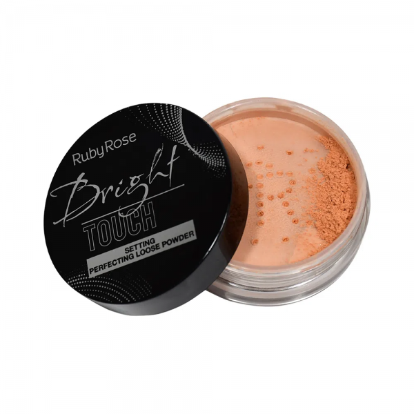 Pó solto - Bright Touch - Tan Neutral - Ruby Rose