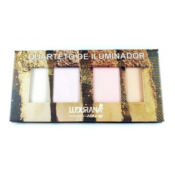 Quarteto De Iluminador - Ludurana