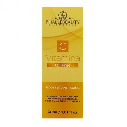 S茅rum Facial - Vitamina C -OIl Free Bosster Ph谩llebeauty