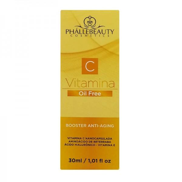 Sérum Facial - Vitamina C -OIl Free Bosster Phállebeauty
